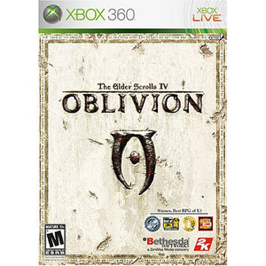 Xbox 360 The Elder Scrolls IV Oblivion