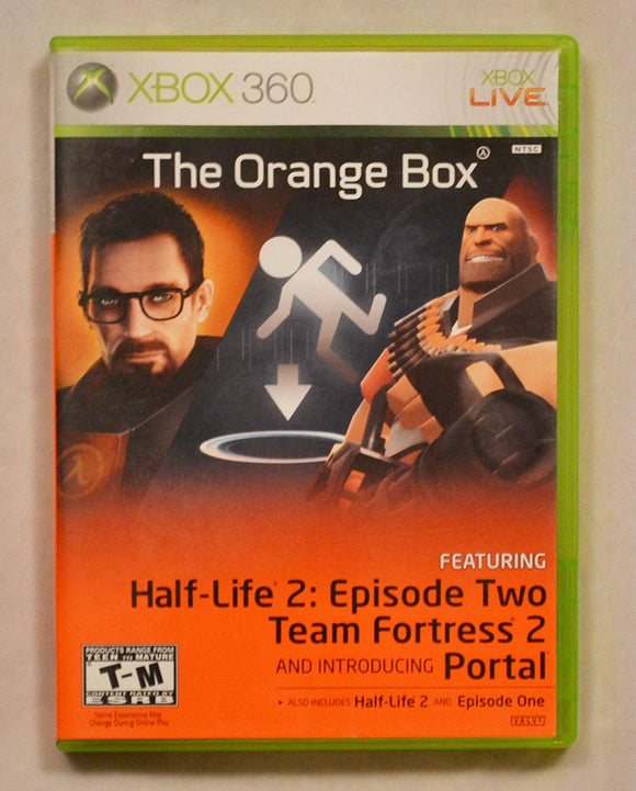 Xbox 360 The Orange Box