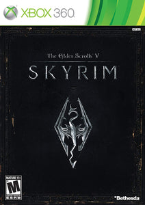Xbox 360 The Elder Scrolls V Skyrim