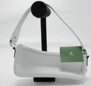 Kate Spade White Leather Mini Bag