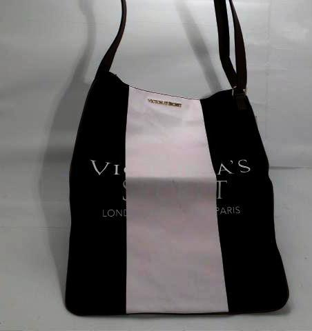 Victoria Secret Pink and Black Tote
