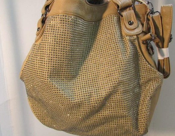 Galian Large 2 Wide Straps Shoulder Bag