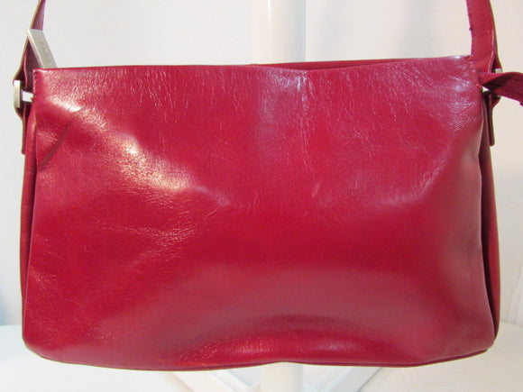Hobo International Red Crossbody Purse