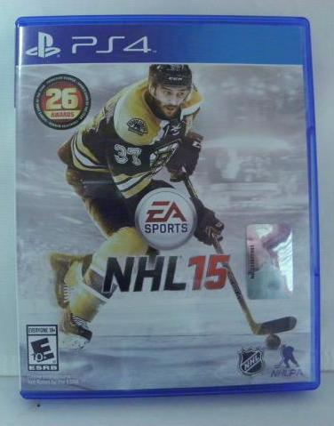 PS4 NHL15 by EA Sports