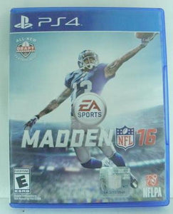 PS4 Madden NFL 16 by EA Sports