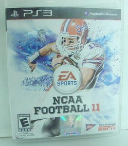 PS3 NCAA Football 11