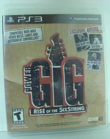 PS3 Power Gig Rise Of The Sixstring