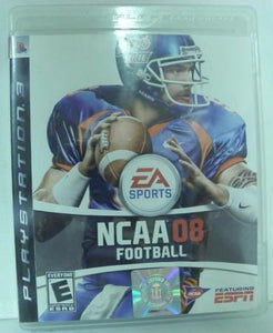 PS3 NCAA 08 Football