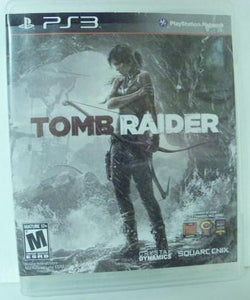 PS3 Tomb Raider
