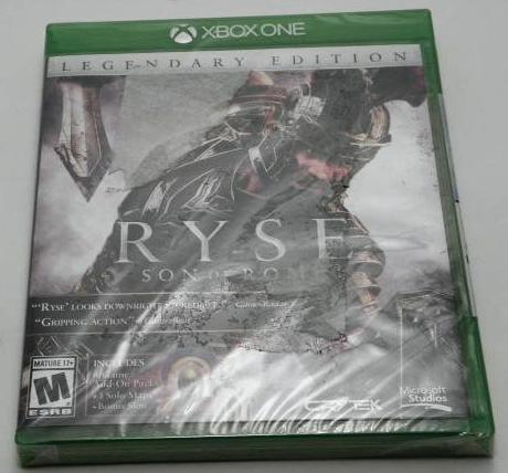 Xbox One Ryse Son Of Rome - Legendary Edition  New