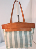 Novimari Tuscany Made in Italy Green Tote