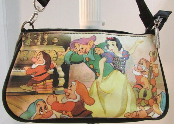 Disney Snow White & The 7 Dwarfs Kid's Purse