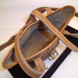 Vintage Dooney & Bourke Brown Leather Purse
