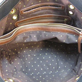 Kate Spade Black Pebbled Leather New York Shoulder