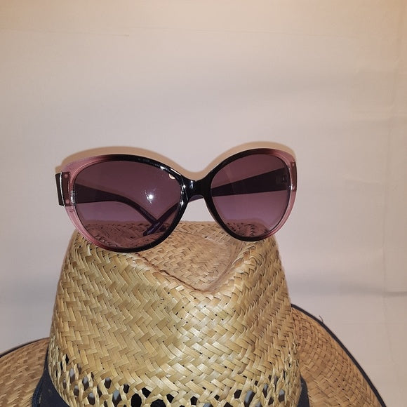 Candie's Purple, Brown and Pink Sunglasses
