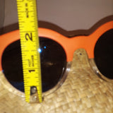 Swatch Orange Women's Sunglasses