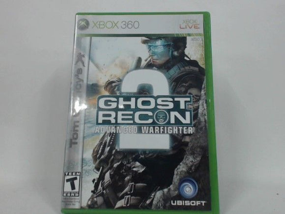 Xbox 360 Ghost Recon Advanced Warfighter 2