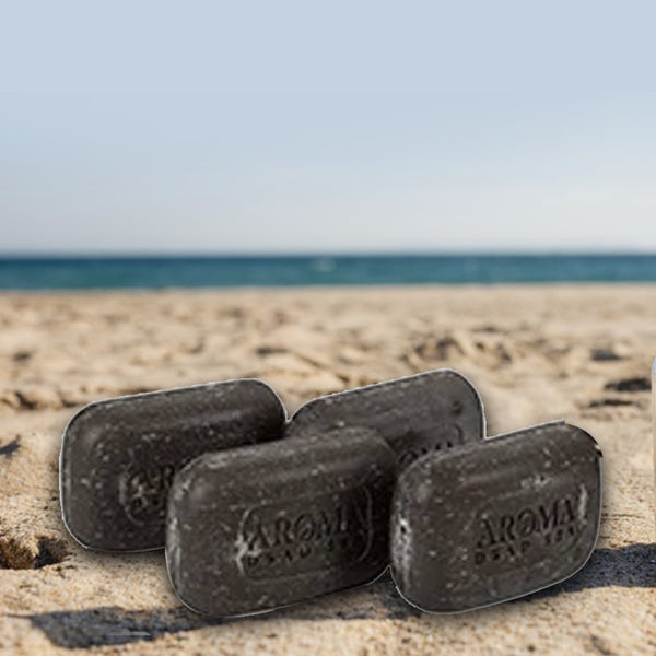 Royal Diamond Mud Soap Kit - 4 - Aroma Dead Sea