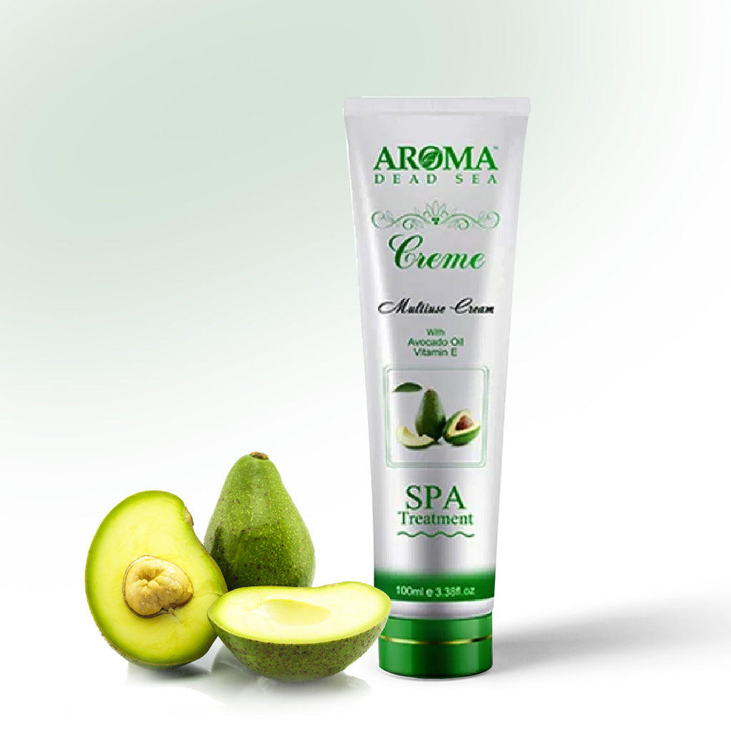 Multi-Use Avocado Cream 100 ml - Aroma Dead Sea