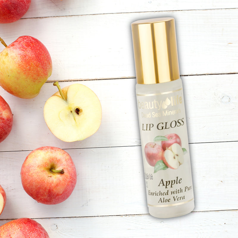 Lip Gloss Apple - Aroma Dead Sea