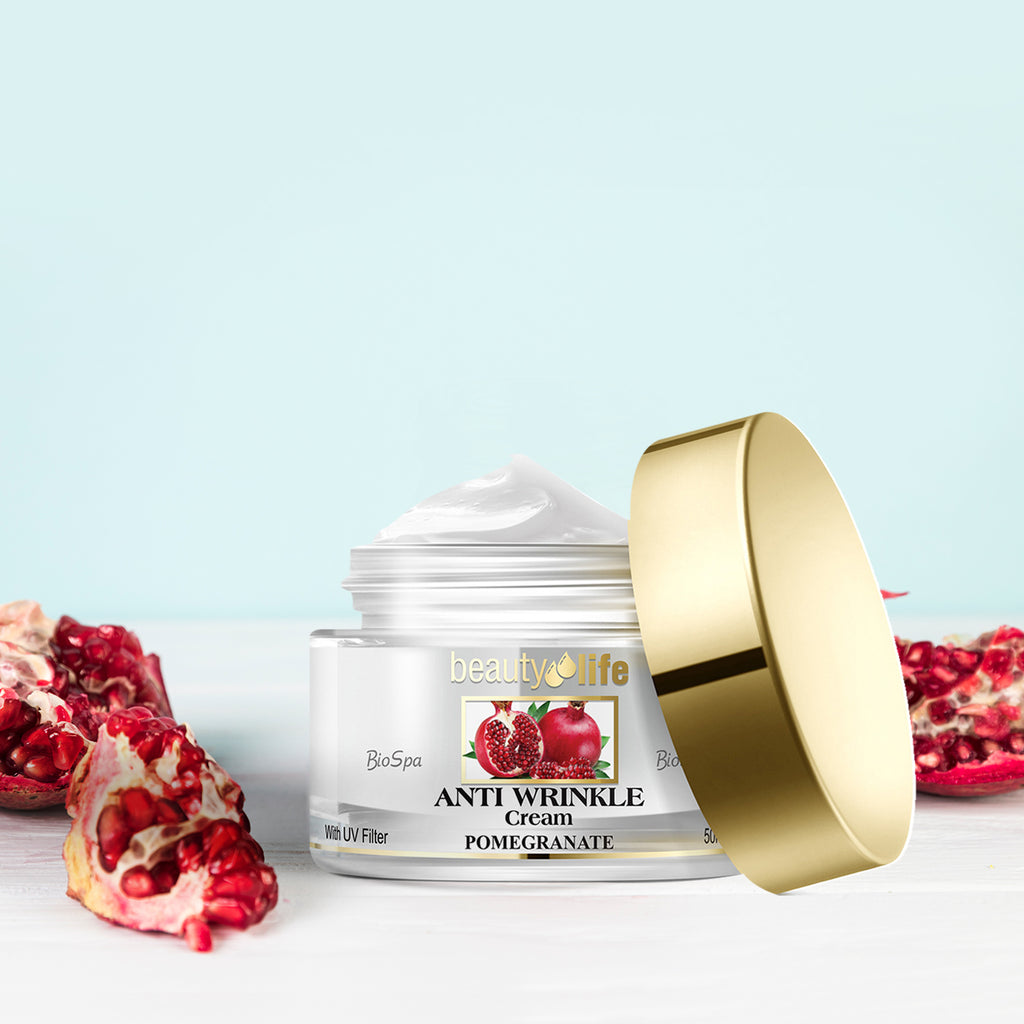 Pomegranate Anti Wrinkle Cream - Aroma Dead Sea