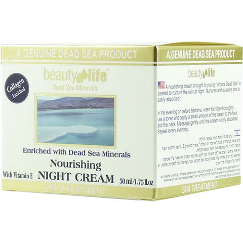 Nourishing Night Cream for all skin types