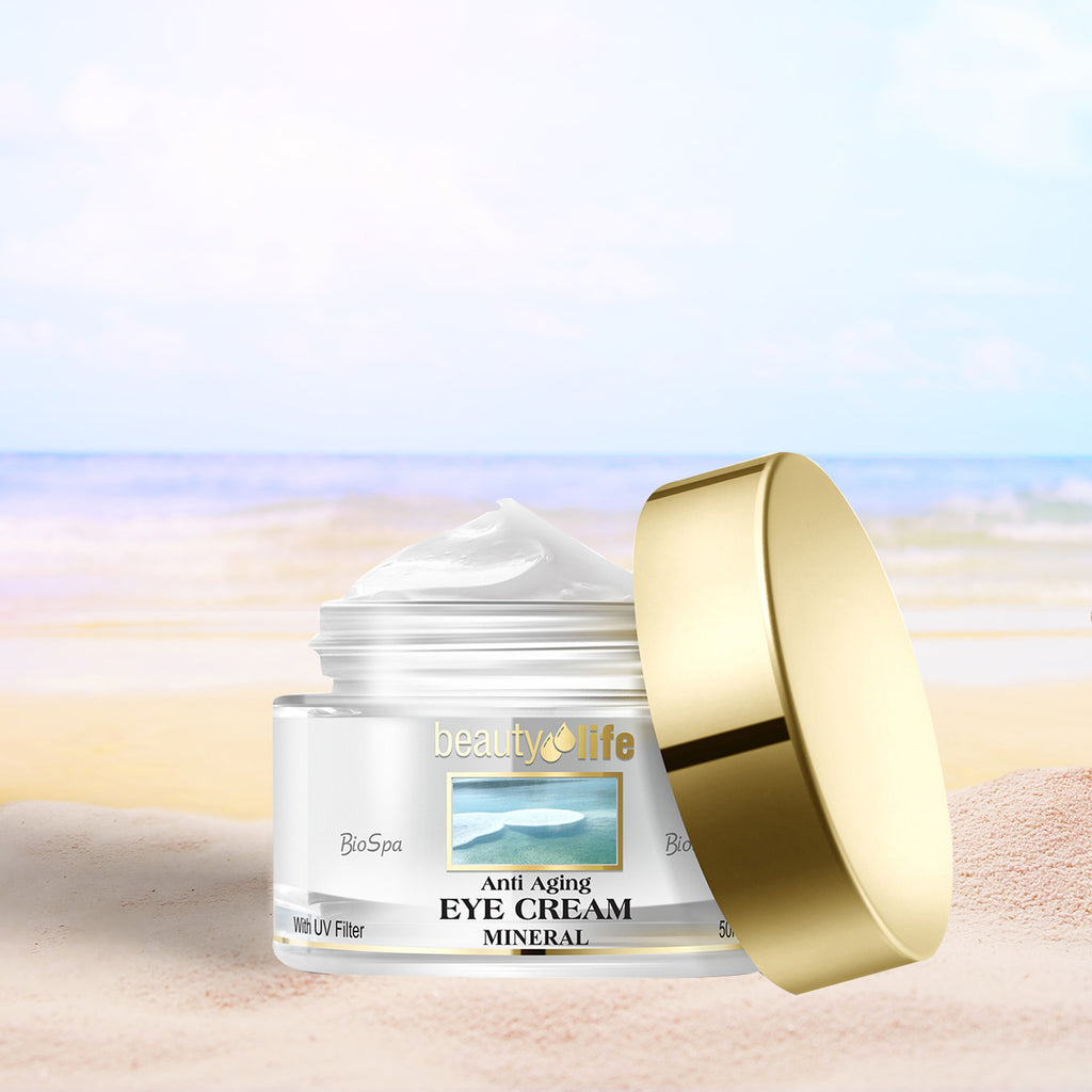 Anti Aging Eye Cream for all skin types - Aroma Dead Sea