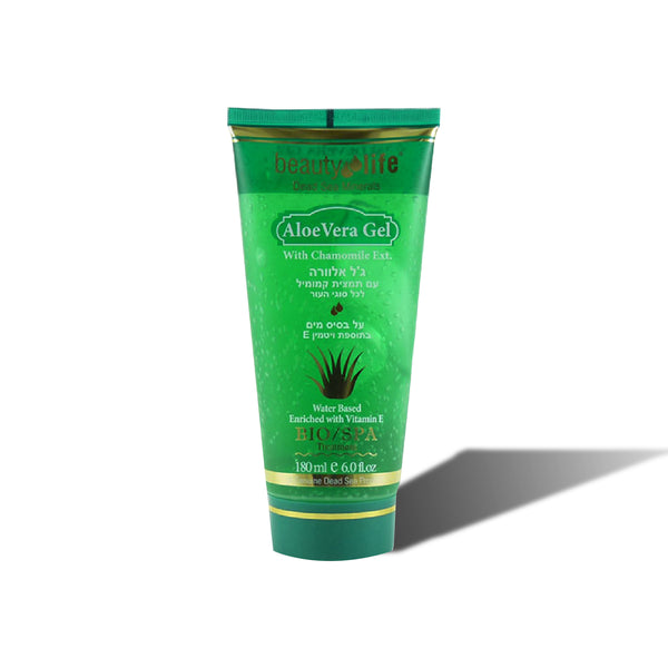Aloevera Gel With Chamomile Extract And Vitamin E - Aroma Dead Sea