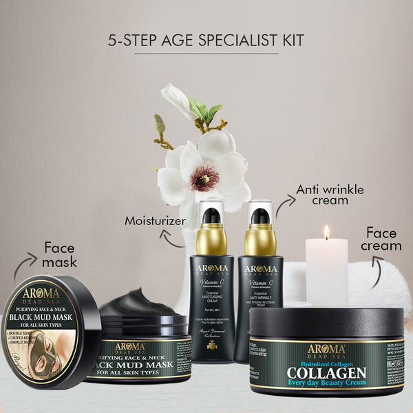 5- Step age specialist kit