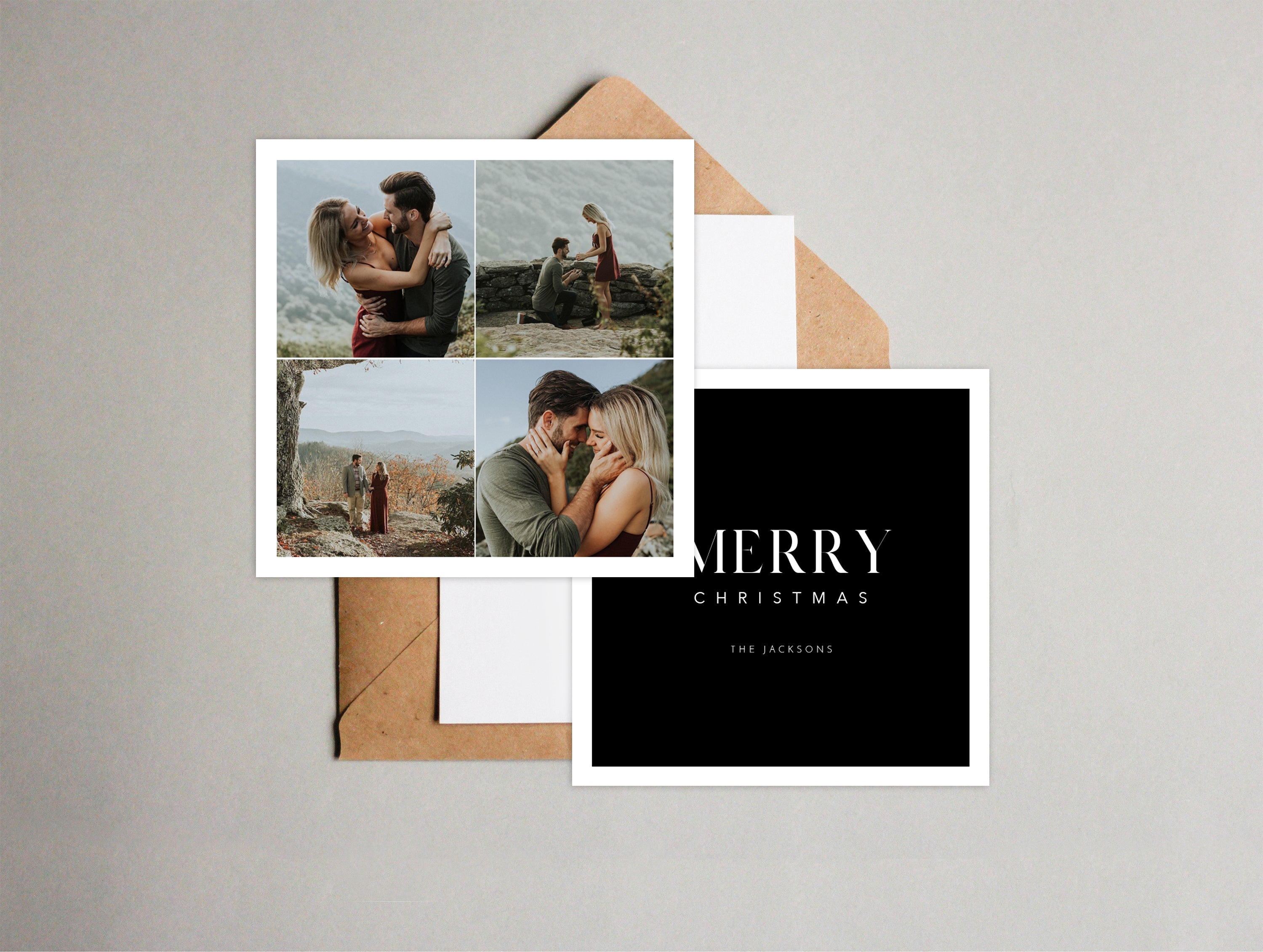 Holiday Card Template - 8