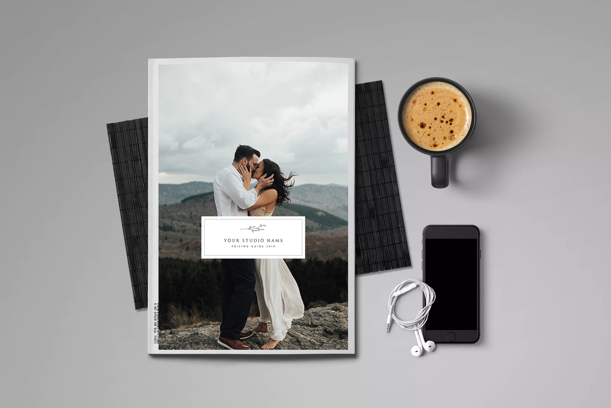 Photoshop Photography or Creative Pricing Guide Template - LIZ