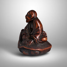 Load image into Gallery viewer, Netsuke – Urashima Taro