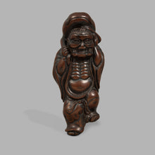 Load image into Gallery viewer, Netsuke - Gama Sennin
