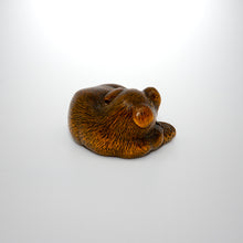 Load image into Gallery viewer, Netsuke - Pup Holding a Fish