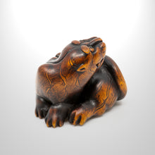 Load image into Gallery viewer, Netsuke - Tiger