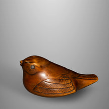 Load image into Gallery viewer, Netsuke – Sparrow