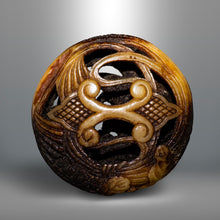 Load image into Gallery viewer, Ryusa Netsuke - Grasshopper