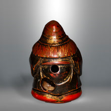 Load image into Gallery viewer, Netsuke – Lacquered Hunter