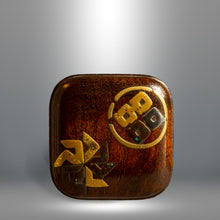 Load image into Gallery viewer, Netsuke – Wood and Lacquer Manju