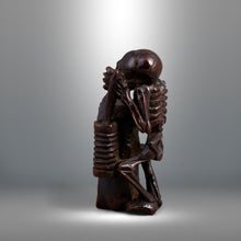 Load image into Gallery viewer, Netsuke - Save us, Merciful Buddha