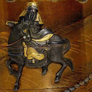 Inro – Legend of Chorio at the river I