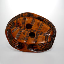 Load image into Gallery viewer, Netsuke - Tortoise