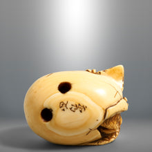 Load image into Gallery viewer, Netsuke - Hatching Tengu