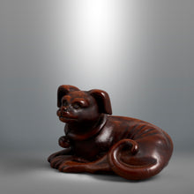 Load image into Gallery viewer, Netsuke - Seated Dog
