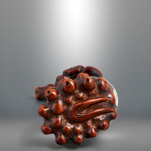 Load image into Gallery viewer, Netsuke - Crab and Bamboo