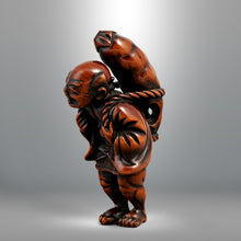 Load image into Gallery viewer, Netsuke - Pepper Peddler