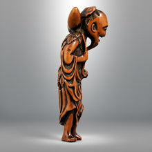 Load image into Gallery viewer, Netsuke - Chokaro Sennin