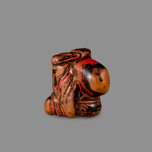 Load image into Gallery viewer, Netsuke - Fukurokuju