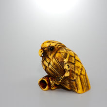 Load image into Gallery viewer, Netsuke - Parrot