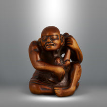 Load image into Gallery viewer, Netsuke - Islander